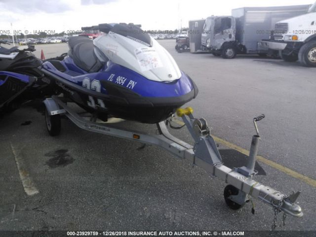 click here to view 2013 YAMAHA PERSONAL WATERCRAFT at IBIDSAFELY