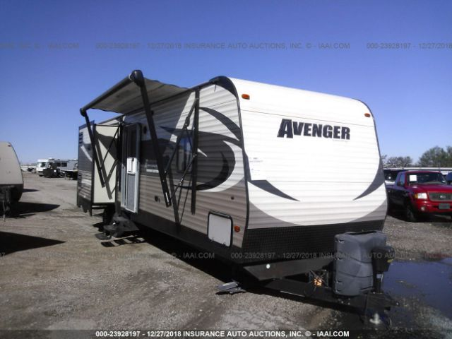 click here to view 2015 FOREST RVR AVENGER at IBIDSAFELY