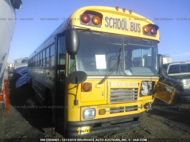 click here to view 2003 BLUE BIRD SCHOOL BUS / TRANSIT BUS at IBIDSAFELY
