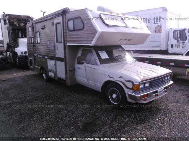 click here to view 1984 DATSUN 720 at IBIDSAFELY