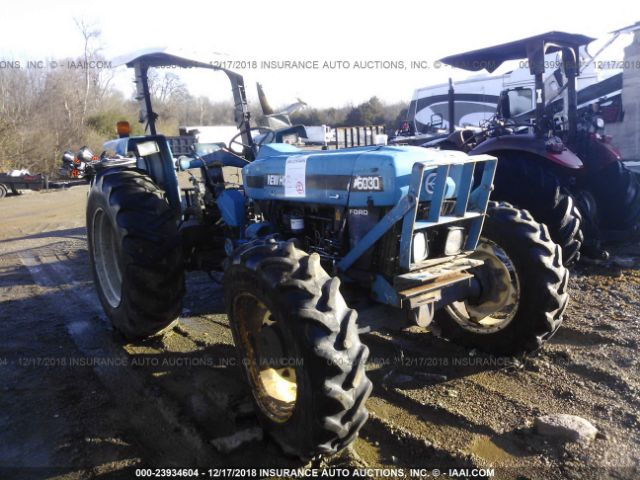 2004 NEW HOLLAND  - Small image. Stock# 23934604