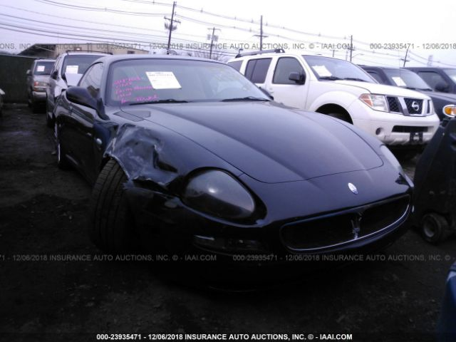 2002 MASERATI COUPE - Small image. Stock# 23935471