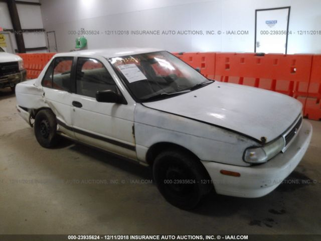 1993 NISSAN SENTRA - Small image. Stock# 23935624