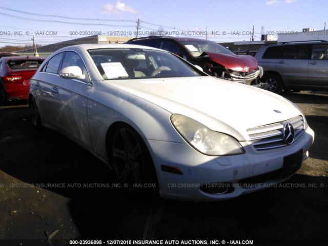 click here to view 2007 MERCEDES-BENZ CLS at IBIDSAFELY