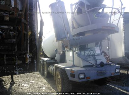 Salvage 2004 OSHKOSH MOTOR TRUCK CO. S SERIES for sale