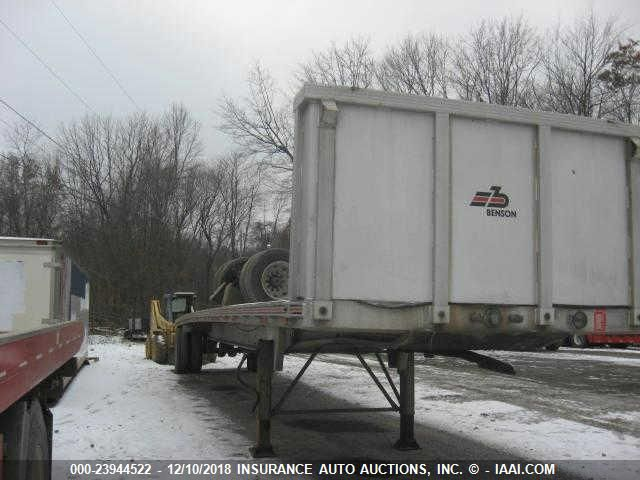 click here to view 1995 BENSON TRUCK BODIES FLATBED at IBIDSAFELY