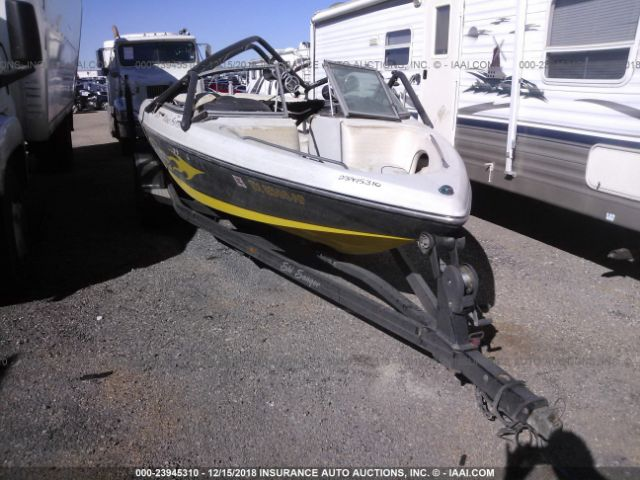 click here to view 2006 SANGER BOAT AND TRAILER at IBIDSAFELY