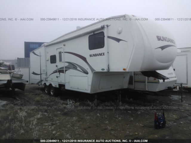 click here to view 2008 HEARTLAND HRVL 8X30 at IBIDSAFELY
