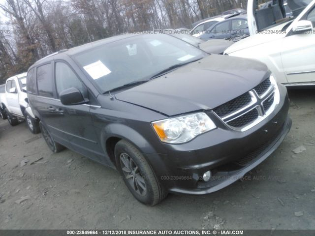 2017 DODGE GRAND CARAVAN - Small image. Stock# 23949664