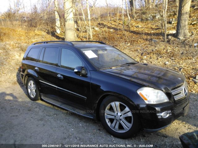 click here to view 2007 MERCEDES-BENZ GL at IBIDSAFELY