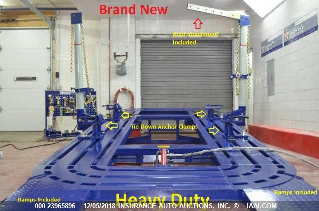 click here to view 2018 5 STAR 20 FEET 2 TOWER FRAME MACHINE at IBIDSAFELY