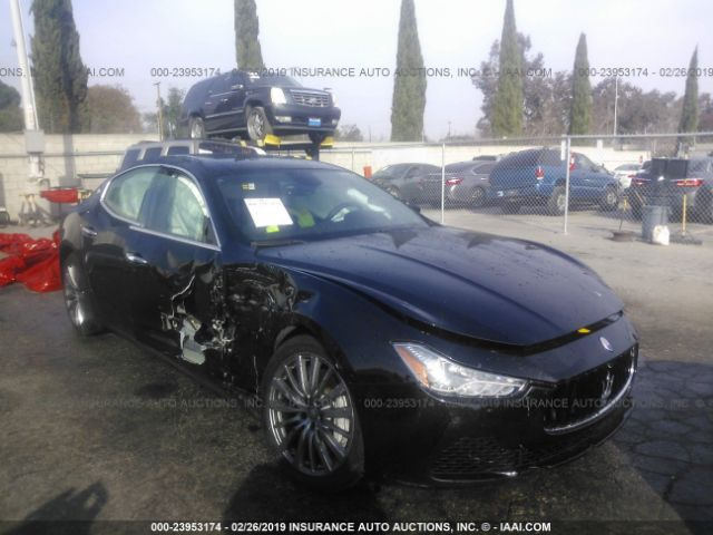 click here to view 2017 Maserati Ghibli at IBIDSAFELY