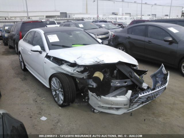 click here to view 2018 AUDI A4 at IBIDSAFELY