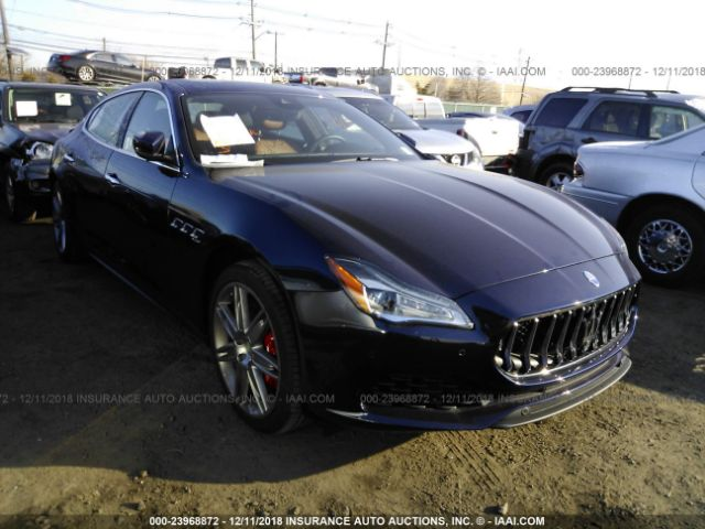 click here to view 2018 MASERATI QUATTROPORTE at IBIDSAFELY
