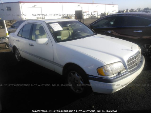 1997 MERCEDES-BENZ C - Small image. Stock# 23975688