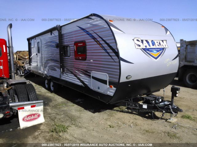 click here to view 2018 SALEM 27DBK TRAVEL TRAILER at IBIDSAFELY