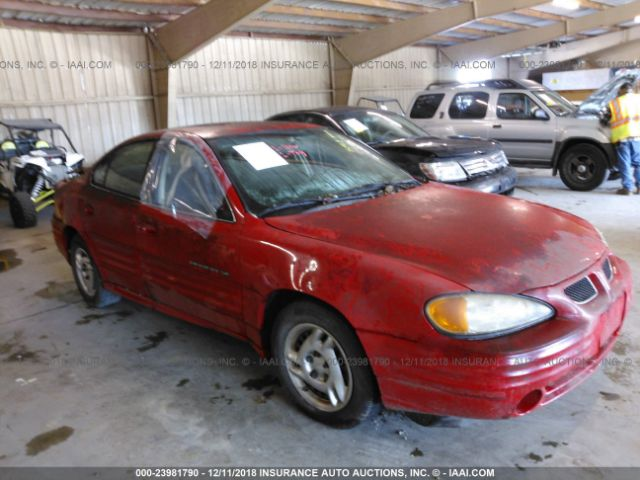 click here to view 2001 PONTIAC GRAND AM at IBIDSAFELY