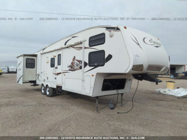 click here to view 2010 KEYSTONE COUGAR 5TH WHEEL at IBIDSAFELY