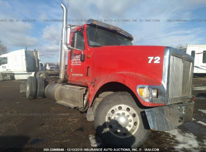 Salvage 2015 INTERNATIONAL 9900 for sale