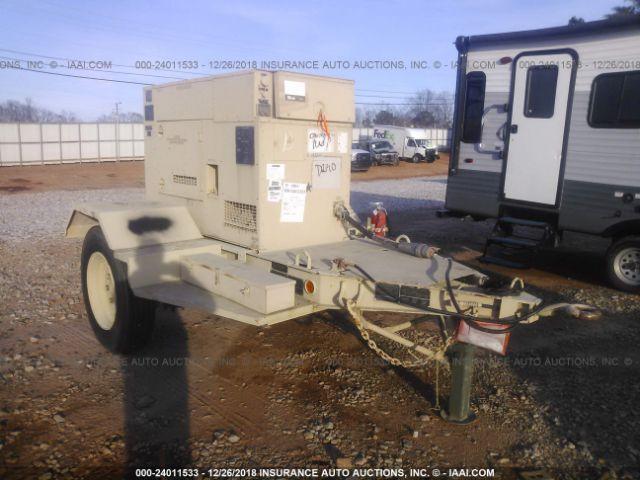 2004 FERMONT MEP-804A  (GEN) - Small image. Stock# 24011533