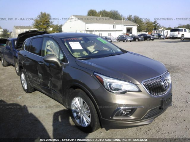 click here to view 2018 BUICK ENVISION at IBIDSAFELY
