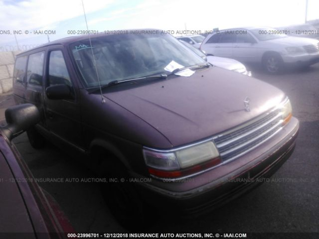click here to view 1993 PLYMOUTH GRAND VOYAGER at IBIDSAFELY