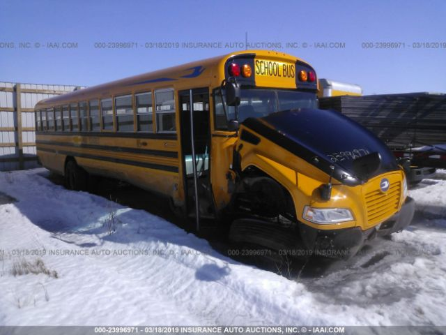 2018 BLUE BIRD SCHOOL BUS / TRAN - Small image. Stock# 23996971