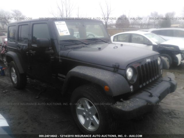 JEEP WRANGLER UNLIMITE