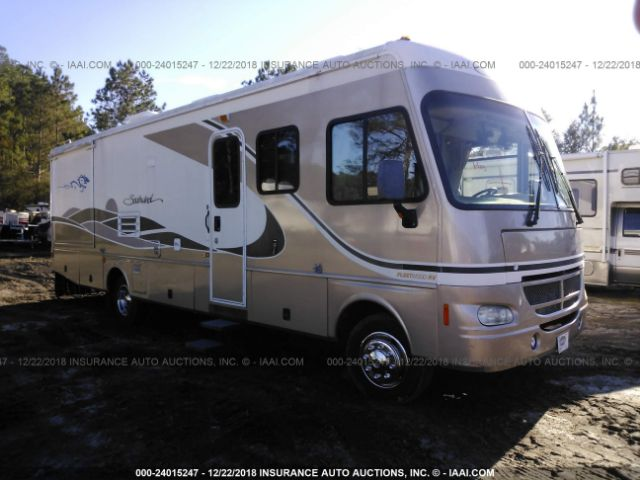 Salvage Title 2003 Workhorse Custom Chassis Motorhome
