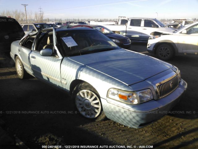click here to view 2009 MERCURY GRAND MARQUIS at IBIDSAFELY