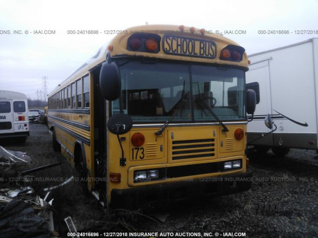 2004 BLUE BIRD SCHOOL BUS / TRAN - Small image. Stock# 24016696