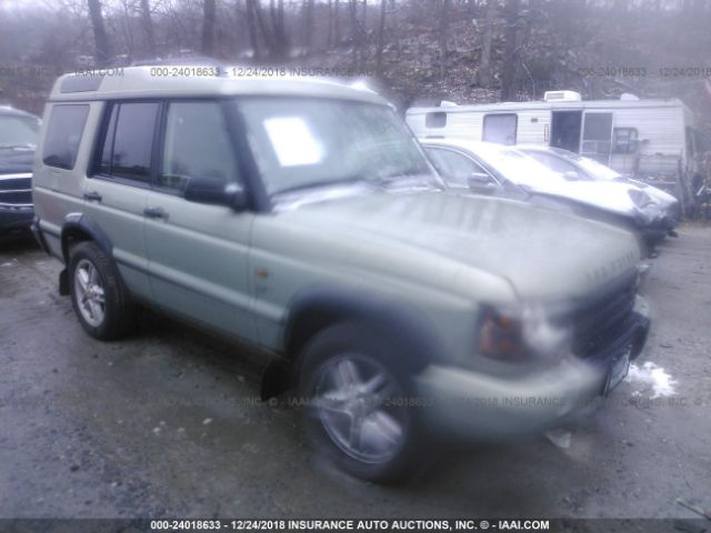click here to view 2003 LAND ROVER DISCOVERY II at IBIDSAFELY