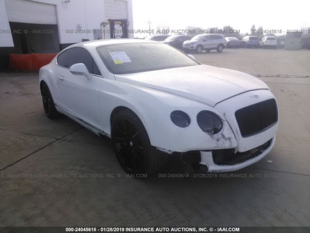 click here to view 2014 BENTLEY CONTINENTAL at IBIDSAFELY