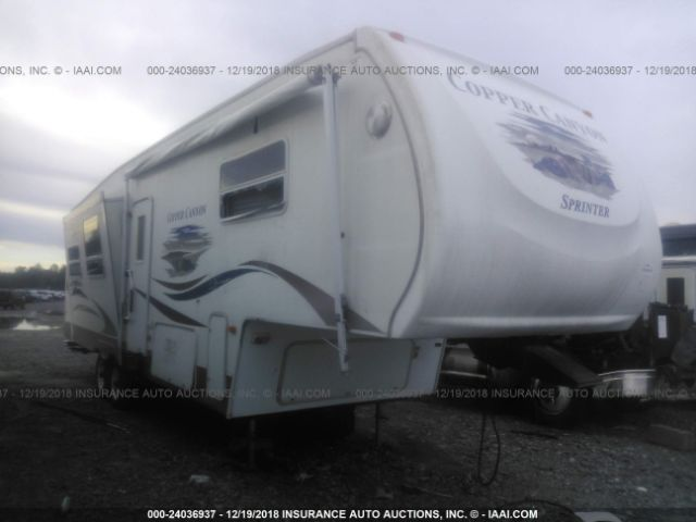 click here to view 2007 SPRINTER COPPER CANYON at IBIDSAFELY