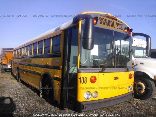 click here to view 2005 THOMAS SCHOOL BUS at IBIDSAFELY