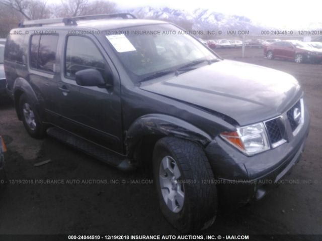 2007 NISSAN PATHFINDER - Small image. Stock# 24044510