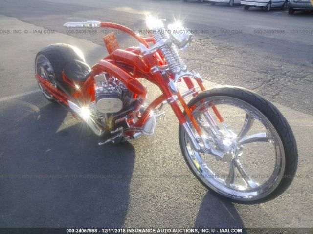 click here to view 2006 CUSTOM CUSTOM BUILT MOTORCYCLE at IBIDSAFELY
