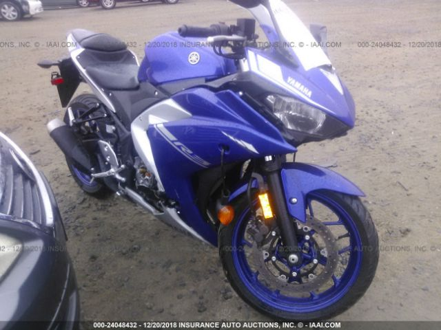 click here to view 2017 YAMAHA YZFR3 at IBIDSAFELY