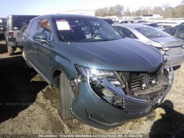 click here to view 2016 LINCOLN MKX at IBIDSAFELY