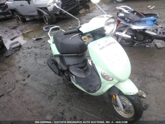 2012 GENUINE SCOOTER CO. BUDDY - Small image. Stock# 24059664