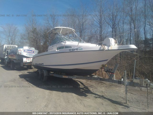 1997 WELLCRAFT 264 COASTA - Small image. Stock# 24061047