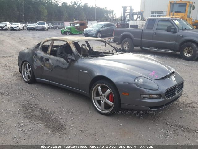 2005 MASERATI COUPE - Small image. Stock# 24063550