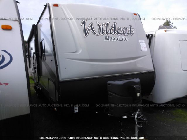 WILDCAT TRAILER