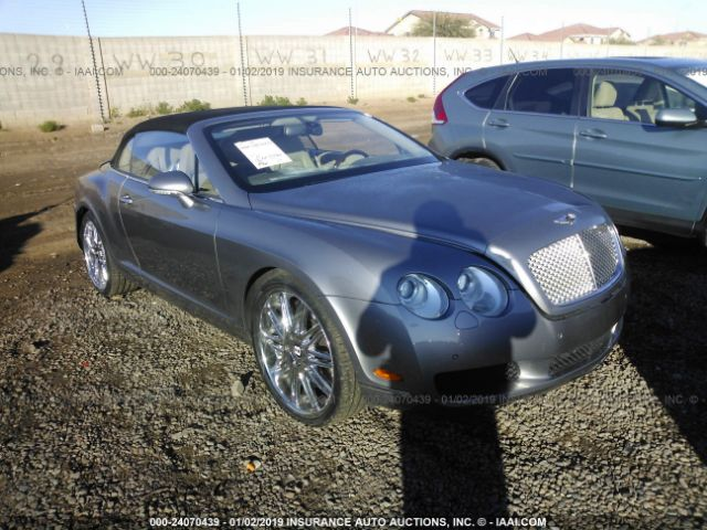 click here to view 2007 BENTLEY CONTINENTAL at IBIDSAFELY