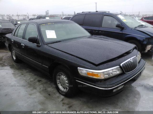 1997 MERCURY GRAND MARQUIS - Small image. Stock# 24071167