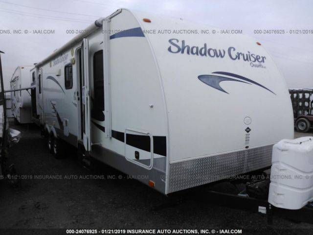 click here to view 2012 SHADOW CRU 313BHS at IBIDSAFELY