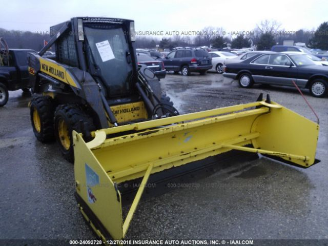 2007 NEW HOLLAND L180 - Small image. Stock# 24092728