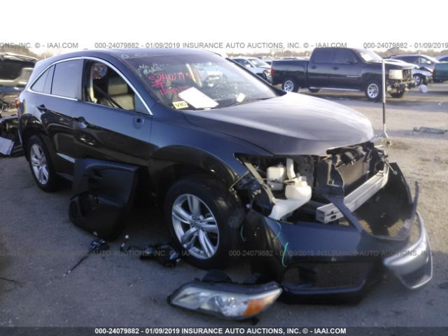 click here to view 2013 ACURA RDX at IBIDSAFELY