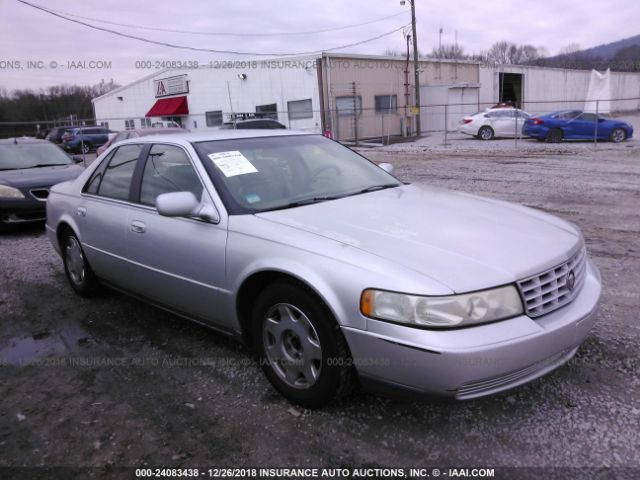 2000 CADILLAC SEVILLE - Small image. Stock# 24083438
