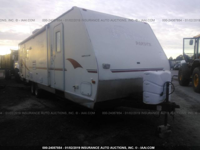 click here to view 2003 FLEETWOOD TERRYDAKOTA 829T at IBIDSAFELY